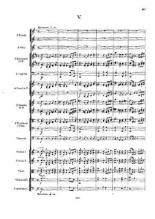 Sinfonie Nr.2 in c-Moll, Op.29: Teil V by Alexander Skrjabin