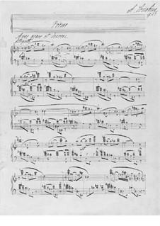 Zwei Stücke, Op.59: Nr.1 Poem by Alexander Skrjabin