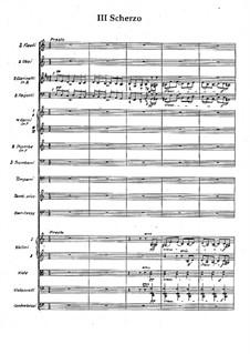 Serenade in F-Dur, Op.31: Scherzo by Wilhelm Stenhammar