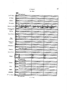 Opera: Act II, tableau II by Jules Massenet