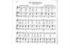 Schwalbenlied: Schwalbenlied by Albert Methfessel