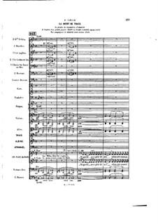Opera: Act III, tableau II by Jules Massenet