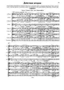 Fragmente: Akt II by Modest Mussorgski