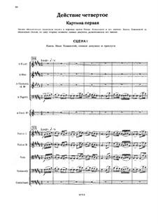 Fragmente: Akte IV-V by Modest Mussorgski