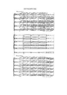 Vollständige Oper: Ouvertüre by Bedřich Smetana