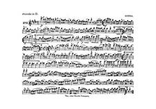 The Invincible Eagle March: Stimmen by John Philip Sousa
