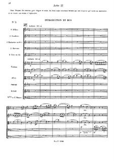 Phryné: Akt II by Camille Saint-Saëns