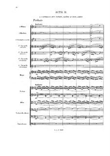 Proserpine: Akt II by Camille Saint-Saëns