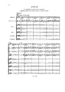 Proserpine: Akt III by Camille Saint-Saëns