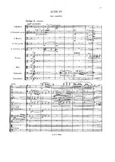 Proserpine: Akt IV by Camille Saint-Saëns