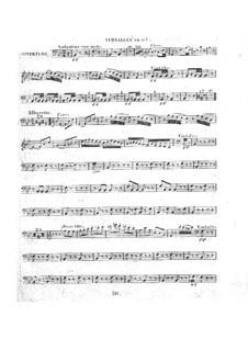 Le concert à la cour: Paukenstimme by Daniel Auber
