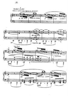 Nr.2 Schleier: Für Klavier by Claude Debussy