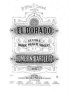 Grosse Konzert-Polka Nr.2, Op.14: Grosse Konzert-Polka Nr.2 by Homer Newton Bartlett