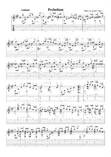 Preludium: Preludium by Serhiy Hurin