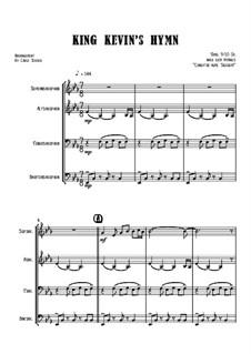 King Kevin's Hymn: King Kevin's Hymn by Carlo Antonio Schoeb