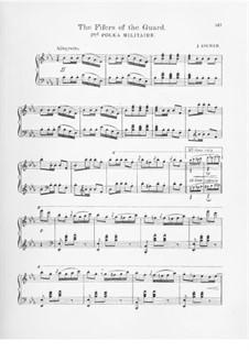 The Fifers of the Guard, Op.91: Für Klavier by Joseph Ascher