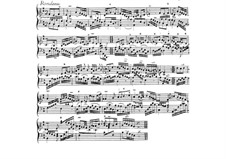Rondeau in D Major: Rondeau in D Major by Jacques Duphly