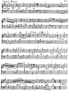 Menuett in E-Dur: Menuett in E-Dur by Jacques Duphly