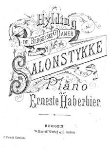 Hyldning til de Bergenske Damer: Hyldning til de Bergenske Damer by Ernst Haberbier