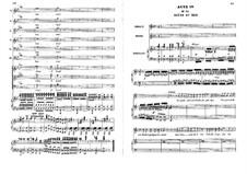 Die Jüdin: Akt IV, für Stimmen und Klavier by Fromental Halevy