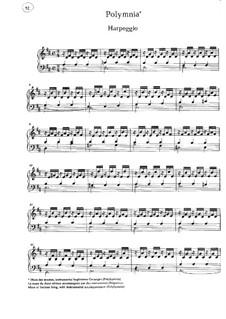 Musikalischer Parnassus: Suite Nr.8 'Polymnia' by Johann Caspar Ferdinand Fischer