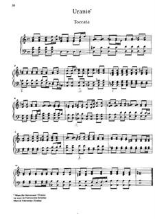 Musikalischer Parnassus: Suite Nr.9 'Uranie' by Johann Caspar Ferdinand Fischer