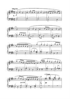L'Organiste. Neunundfünfzig Stücke für Harmonium: Stück Nr.5 in E-Dur by César Franck
