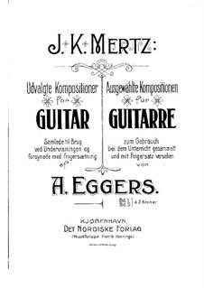 Aüsgewahlte Kompositionen: Aüsgewahlte Kompositionen by Johann Kaspar Mertz