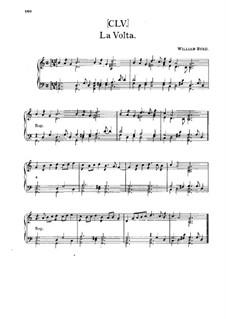 La Volta: La Volta by William Byrd