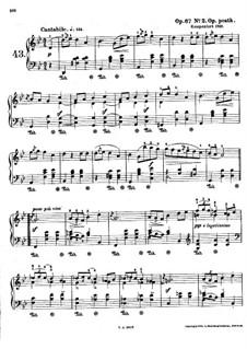 Mazurkas, Op. posth.67: Nr.2 in g-Moll by Frédéric Chopin