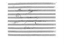 Andante mit Variationen und zwei Duos: Andante mit Variationen und zwei Duos by Giacomo Zucchi