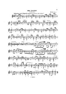 Bouquet musical. Stücke über Themen aus beliebte Opern, Op.1: Buch 1 by Eduard Bayer