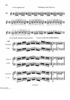 Etudes des gamme, No.15-18: Etudes des gamme, No.15-18 by István Bartalus