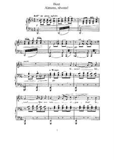 Ausgewählte Lieder: Buch II by Georges Bizet