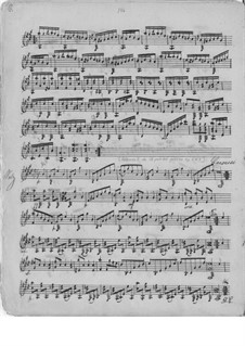 Zehn kleine Stücke, Op.11: Nr.7 Walzer by Matteo Carcassi