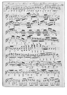 Rondo über Thema aus 'La dame blanche' von A. Boieldieu für zwei Gitarren, Op.290: Rondo über Thema aus 'La dame blanche' von A. Boieldieu für zwei Gitarren by Ferdinando Carulli