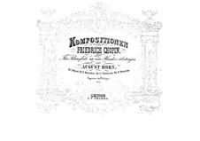 Ausgewählte Walzer: Für Klavier, vierhändig by Frédéric Chopin