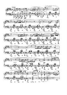 Sonate für Klavier Nr.3 in h-Moll, Op.58: Teil III by Frédéric Chopin
