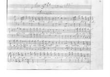 Die Krönung der Poppea, SV 308: Akt III by Claudio Monteverdi