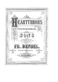 Heart Throbs: Heart Throbs by Franz Bendel