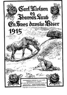 En snes danske Biser: Buch I by Carl Nielsen, Thomas Linnemann Laub
