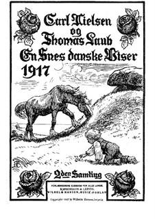 En snes danske Biser: Buch II by Carl Nielsen, Thomas Linnemann Laub