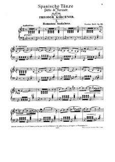 Romanza Andaluza and Jota Navarra, Op.22: Romanza Andaluza and Jota Navarra by Pablo de Sarasate