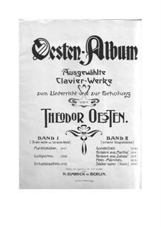 Ausgewählte Klavierwerke, Op.61, 94, 68: Ausgewählte Klavierwerke by Theodor Oesten