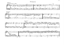 Chaconne in D-Dur : Chaconne in D-Dur  by Johann Pachelbel