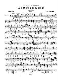 Zwei Stücke: Zwei Stücke by Alfred Cottin