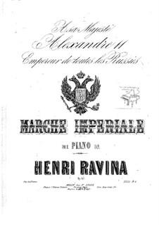 Marsch Imperiale, Op.43: Marsch Imperiale by Jean-Henri Ravina