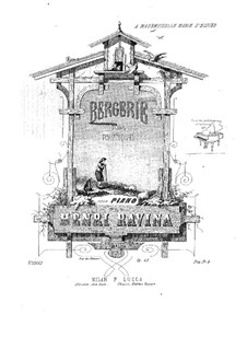 Bergerie - Scene Rustique, Op.48: Bergerie - Scene Rustique by Jean-Henri Ravina