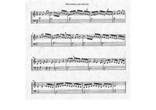 Descensus per tercias for Organ: Descensus per tercias for Organ by Konrad Paumann