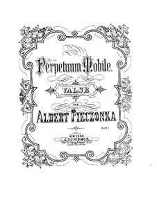 Perpetuum Mobile: Perpetuum Mobile by Albert Pieczonka